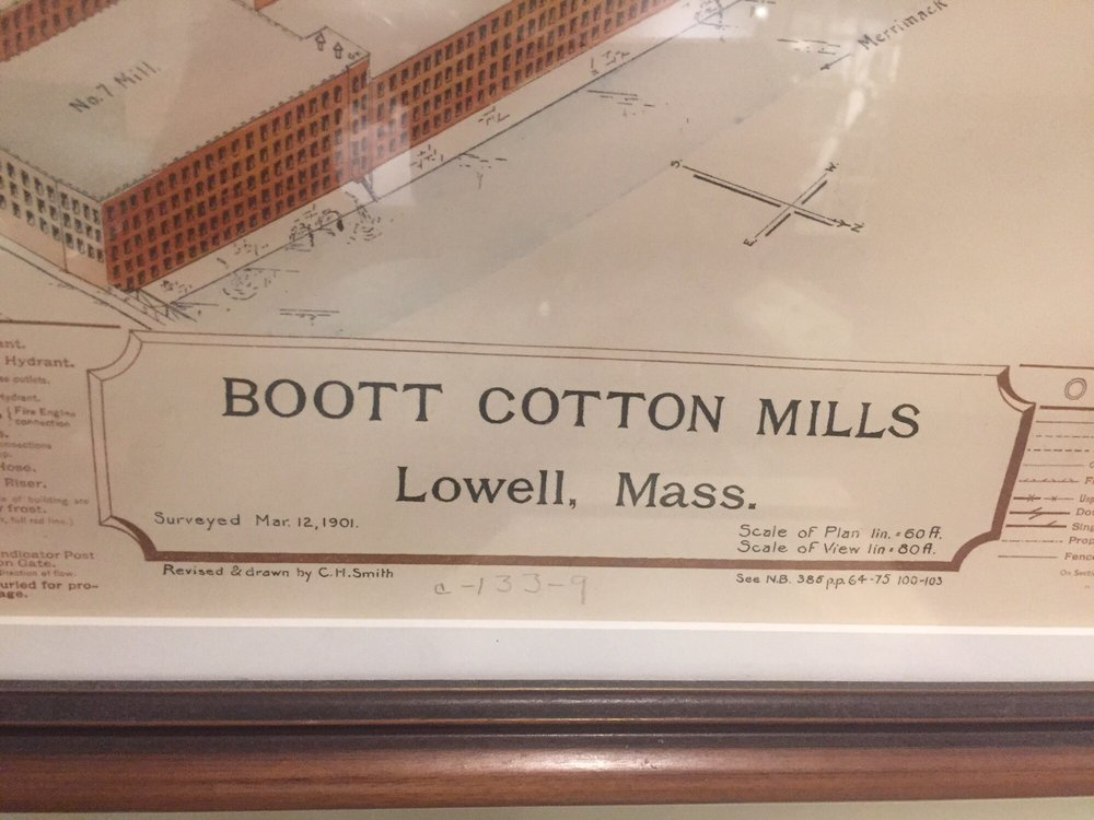 Social Spots from Lowell National Historical Park