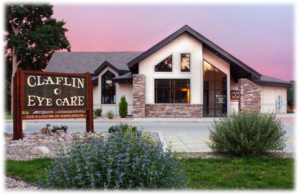 Claflin Eye Care: 1924 Franklin Ave, Canon City, CO