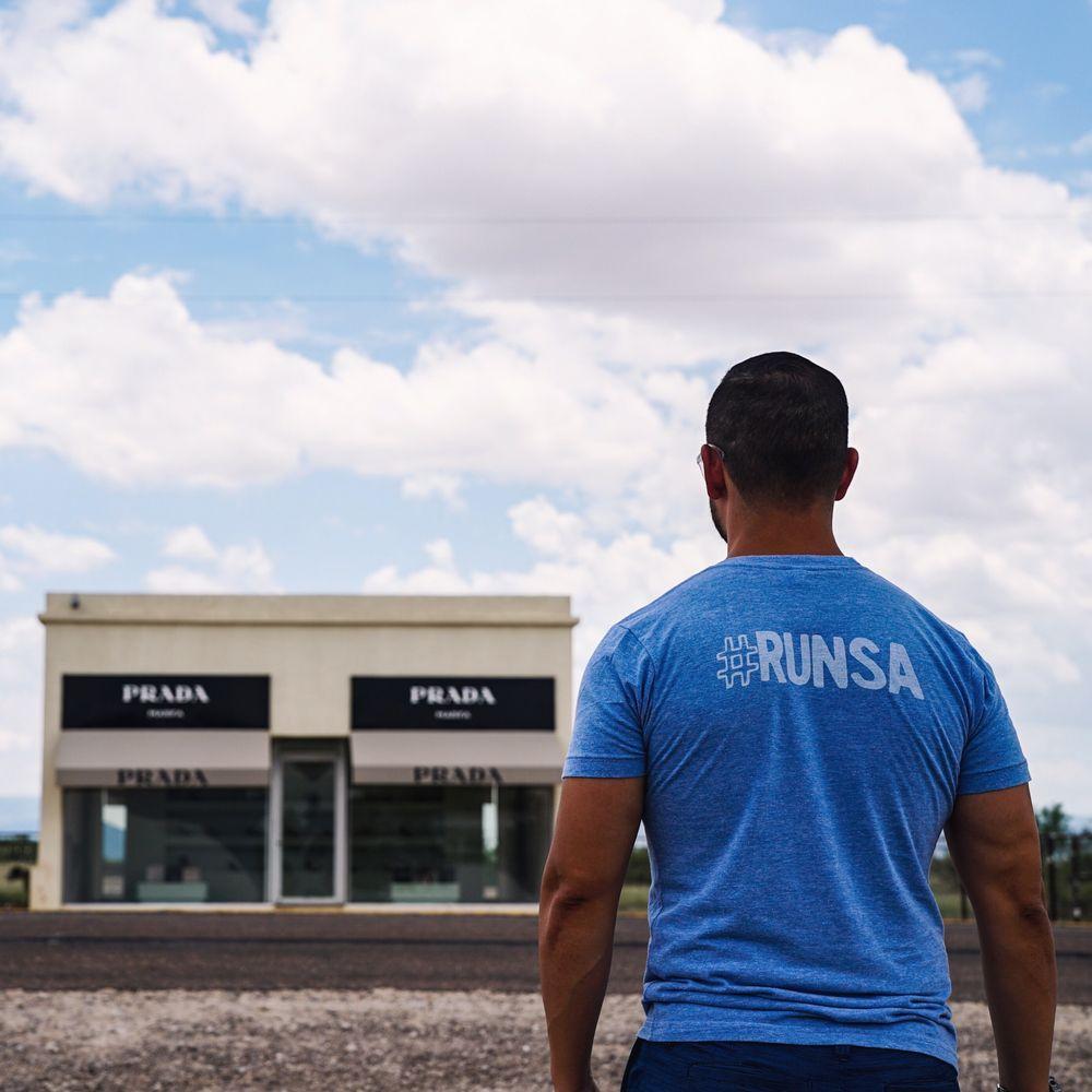 San Antonio Running Company: 7959 Broadway St, San Antonio, TX