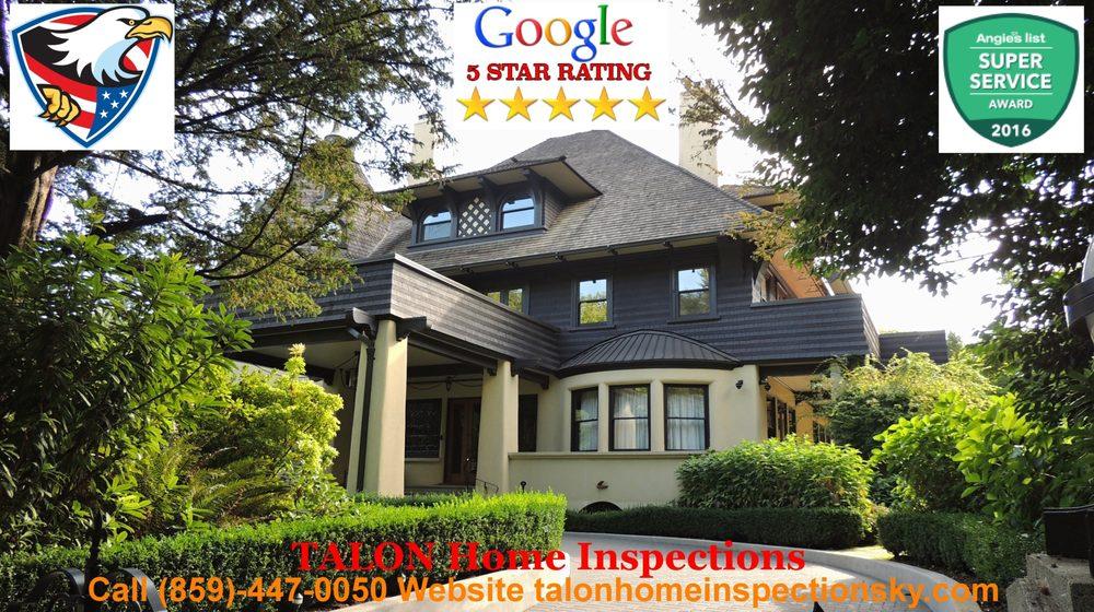 TALON Home Inspections: Lexington, KY
