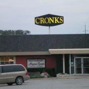 Cronk S Restaurant Lounge Denison Iowa