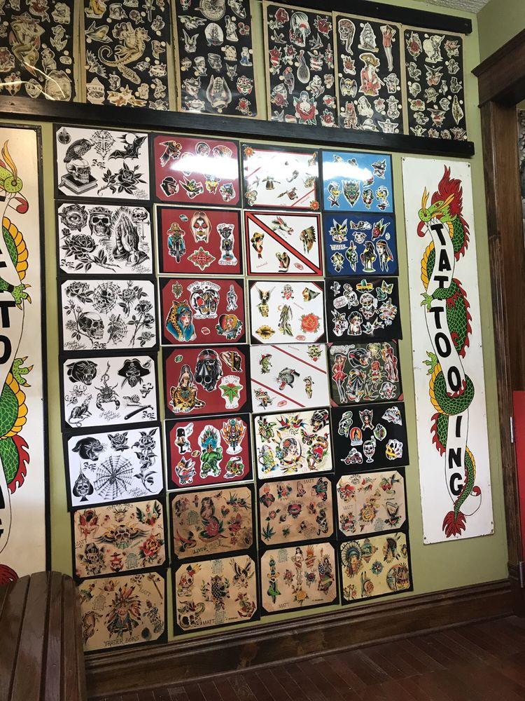 Trader Bob's Tattoo Shop