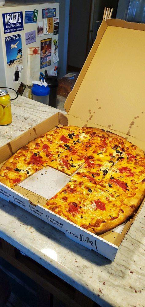 Jersey Pizza Boys: 147 Avenel St, Woodbridge Township, NJ