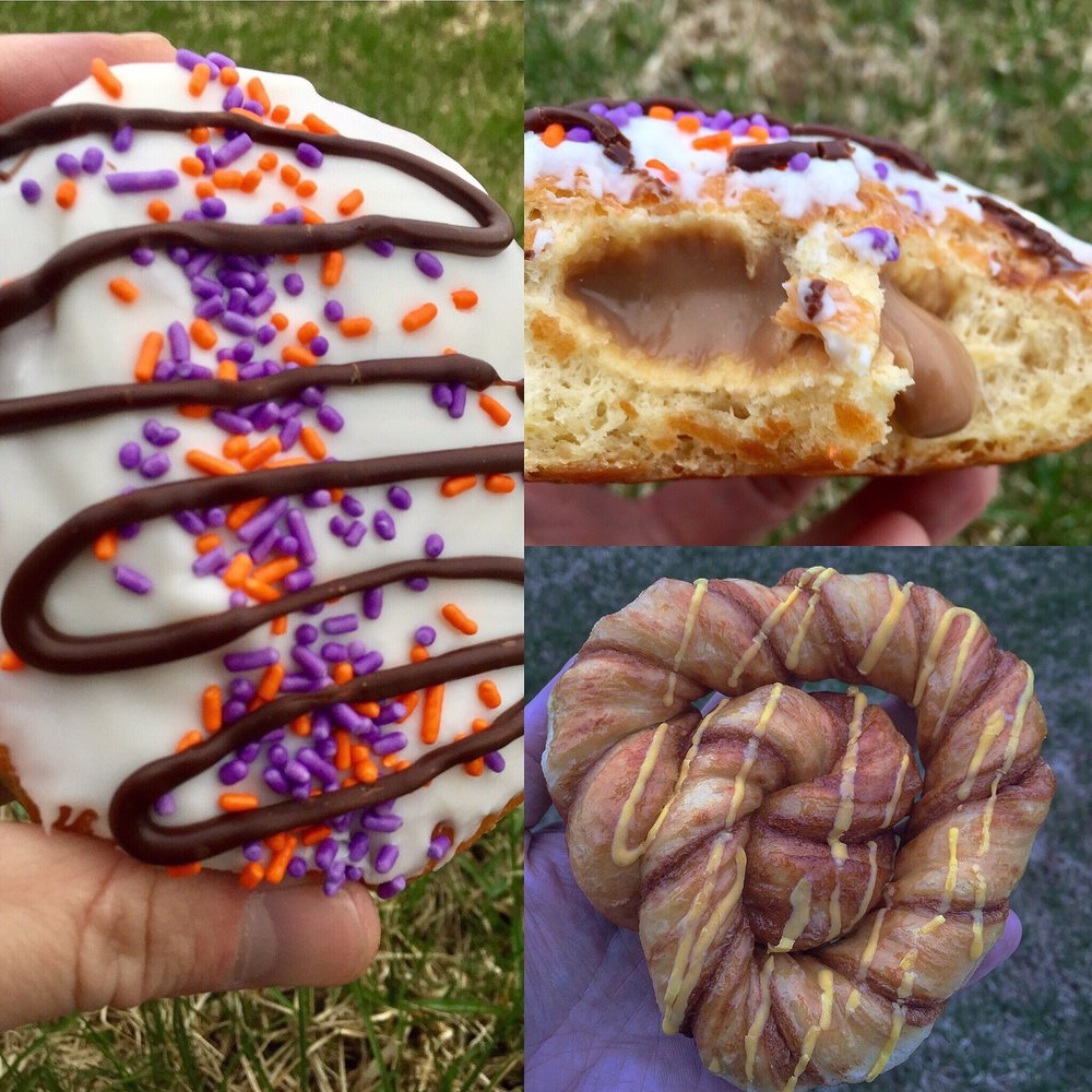 Icon Donuts & Sweetery: 1730 West Ridgeway Ave, Waterloo, IA