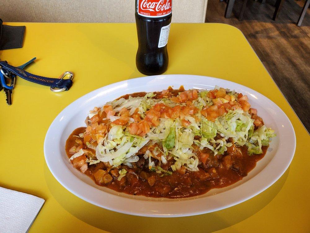 Gregorios New Mexico Cuisine: 9740 Grant St, Thornton, CO