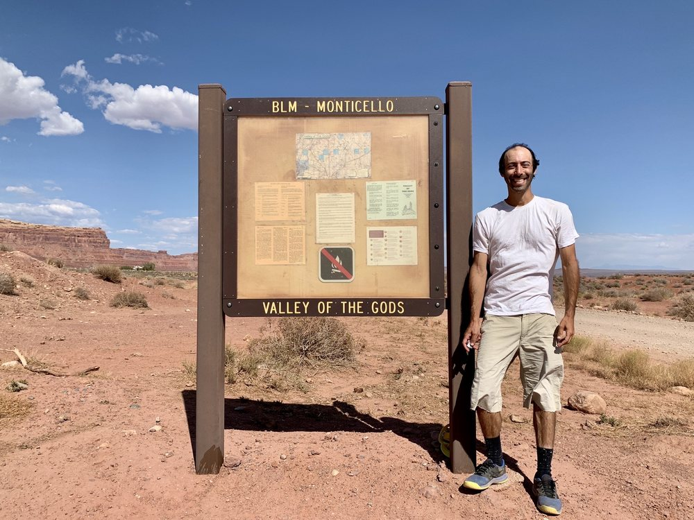 Valley of the Gods: Mexican Hat, UT