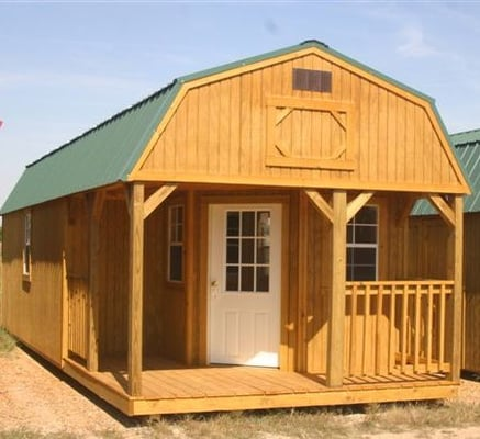 Rent 2 own sheds local services 244 greenville st for Build your own house florida