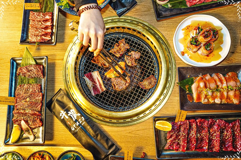 Gyuzo Japanese BBQ - Rockville