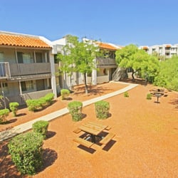 Photo Of Valley View Apartments   Tucson, AZ, United States. Picnic Area  With