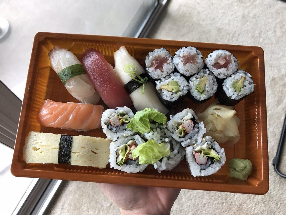 Hinata Sushi Carry Out: 4947 St Elmo Ave, Bethesda, MD