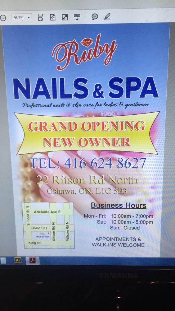 Kim Nails Salon - Nail Salons - 22 Ritson Road N, Oshawa, ON - Phone ...