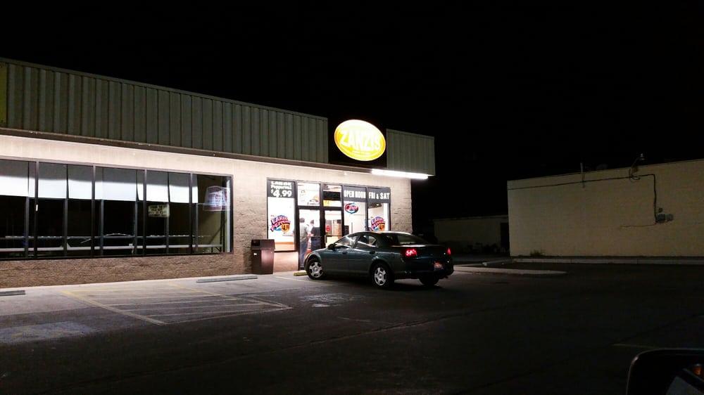 Zanzis Pizza To Go: 509 E Main St, Circleville, OH