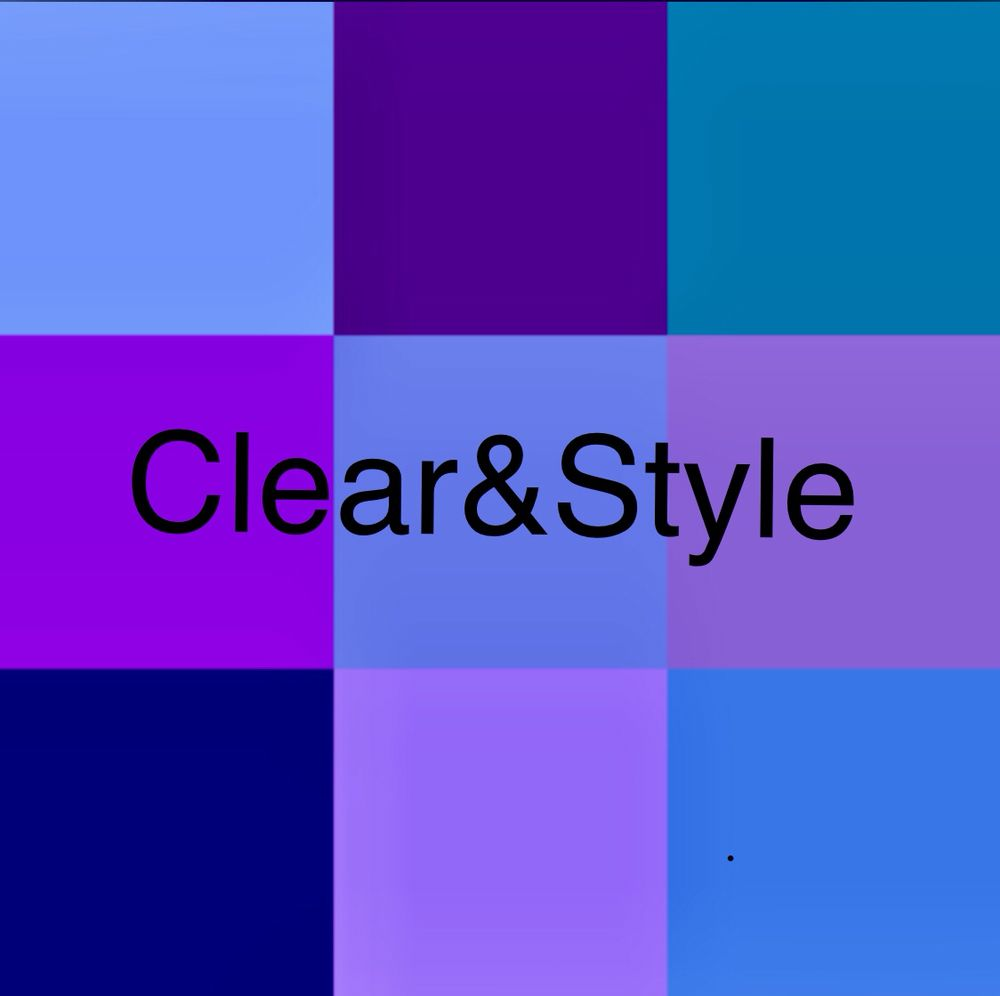 Clear & Style