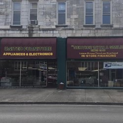 United Furniture And Appliances Furniture Stores 1008 State St