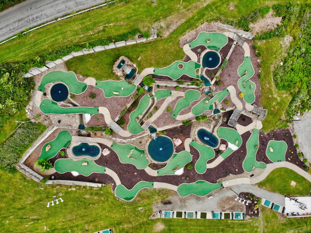 Interstate Golf & Activity Center: 2200 Old National Pike, Washington, PA