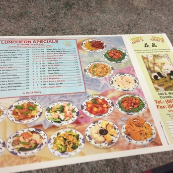 Jin Jin Chinese Restaurant Corinth Ms