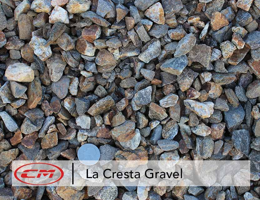 LA Cresta gravel Various Sizes available - Yelp