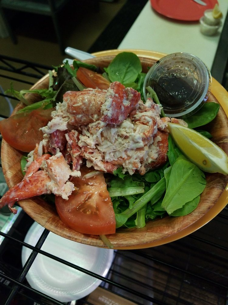 Mainely Seafood: 16520 Burnt Store Rd, Punta Gorda, FL
