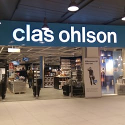 clas ohlson uppsala