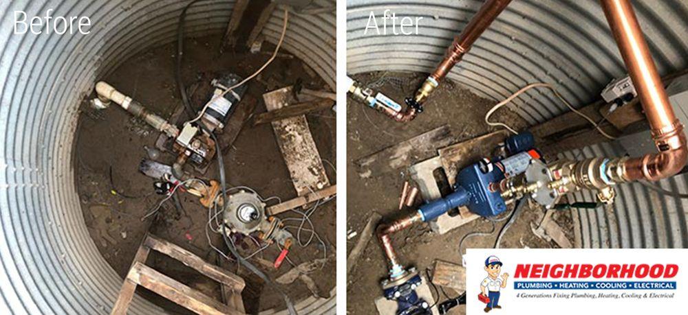 Neighborhood Plumbing, Heating, Cooling & Electrical: 130 Broadway Ave N, Foley, MN