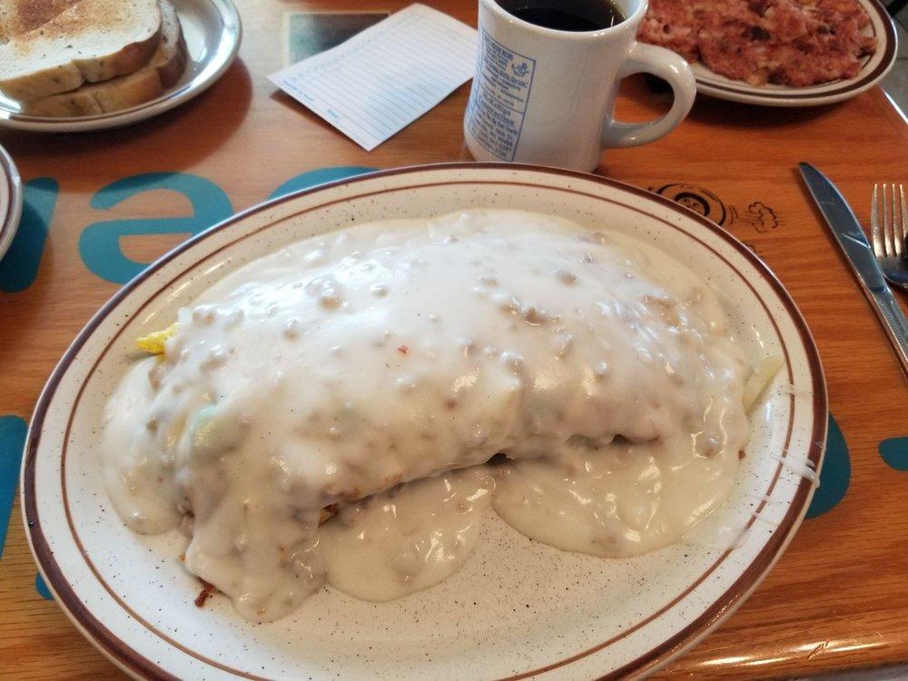 Blue Goose Cafe: 210 E Main, Fennville, MI