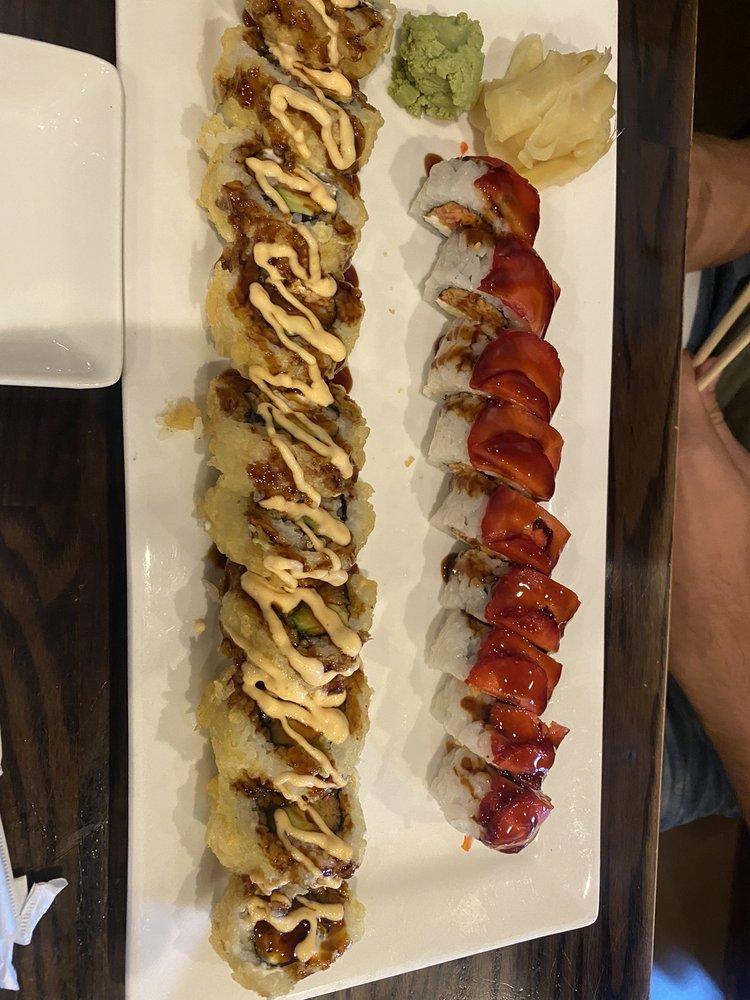 Yuno Sushi & Asian Cuisine: 7175 Nolensville Rd, Nolensville, TN