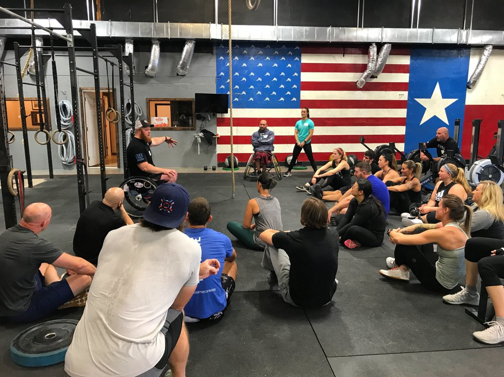 CrossFit Redefined