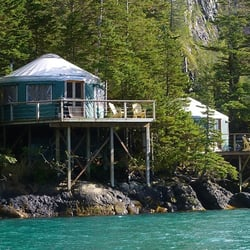 Superbe Photo Of Orca Island Cabins   Seward, AK, United States. Yurt Cabins