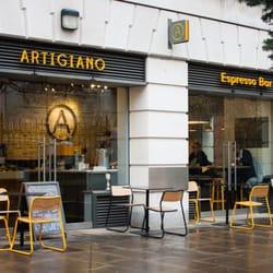 Artigiano espresso bars limited