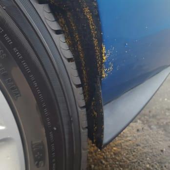 Turkey Ruined Car Paint
