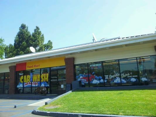 Hopyard Shell & Car Wash - Pleasanton, CA