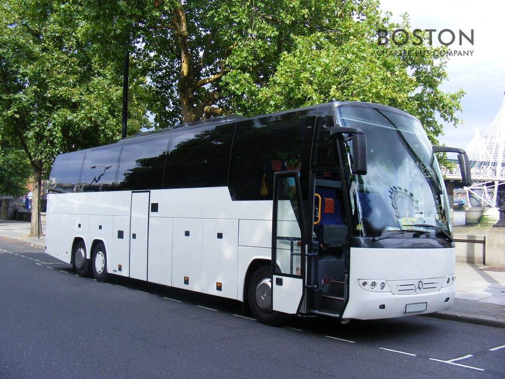 Boston Charter Bus Company: 318 E St, Boston, MA
