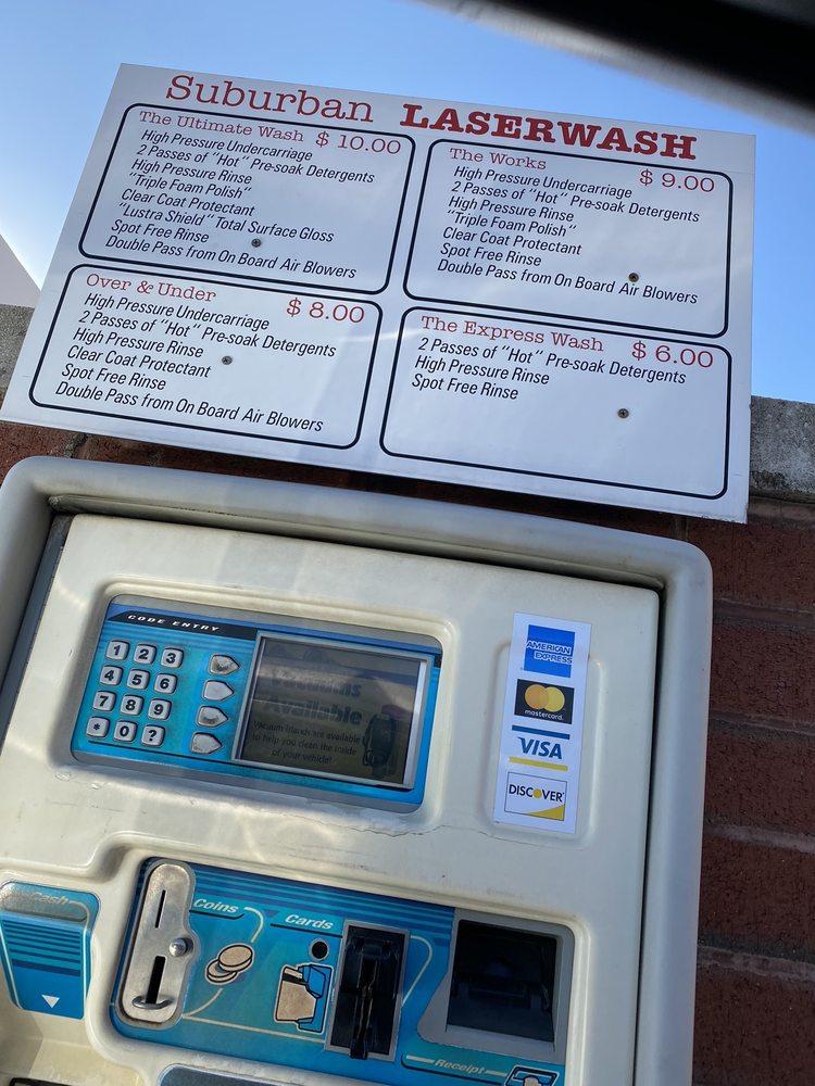 Suburban Self Serve Carwash: 6452 Hamilton Blvd, Allentown, PA
