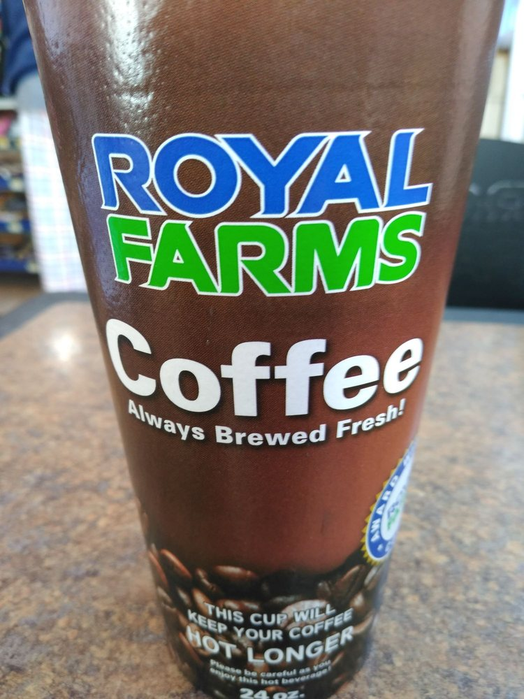 Food from Royal Farms 97