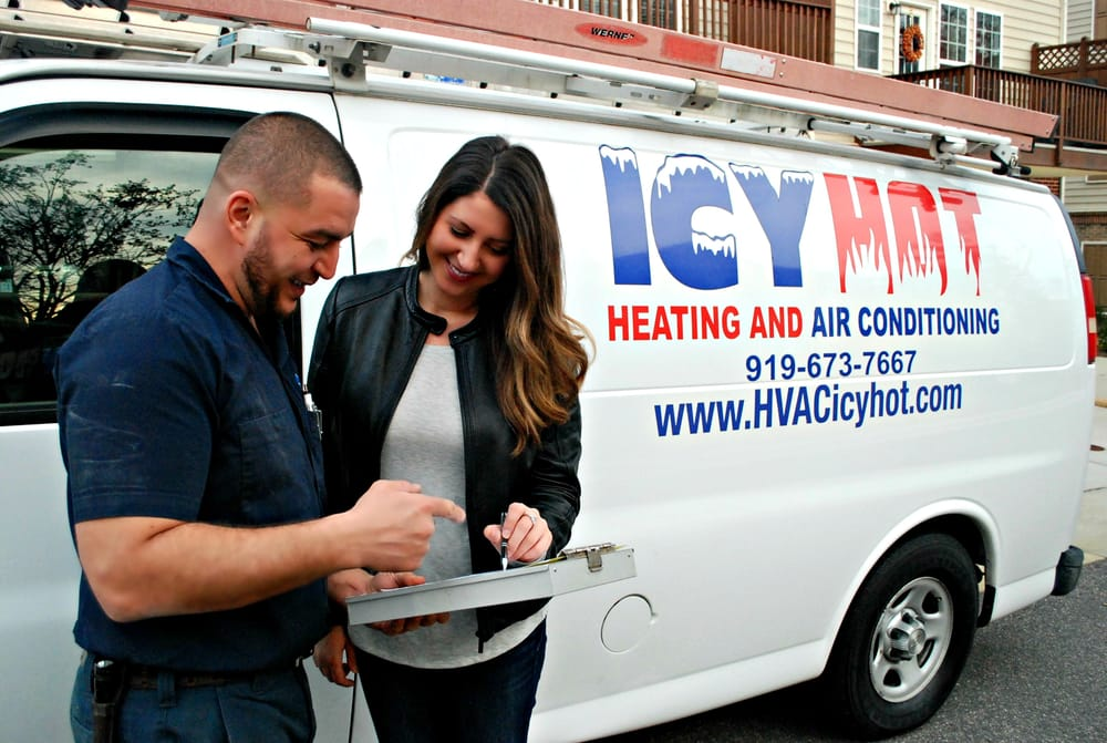 Icy Hot Heating and Air Conditioning