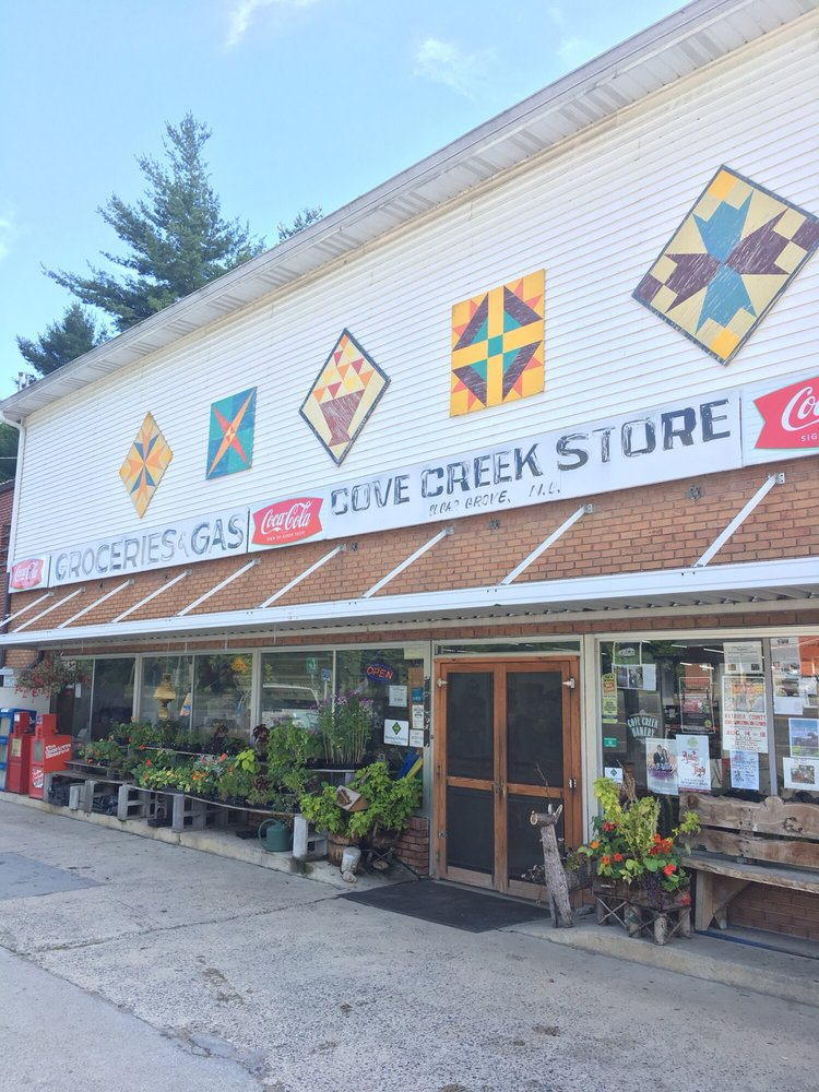 Cove Creek Store: 1182 US Hwy 321, Sugar Grove, NC