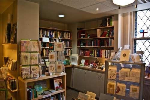 Saint Mark's Cathedral Book Shop
