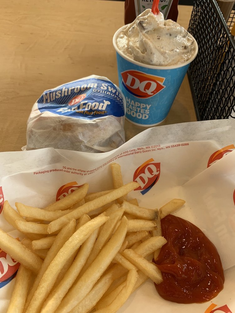 Dairy Queen Grill & Chill: 450 Canal St SE, Bolivar, OH