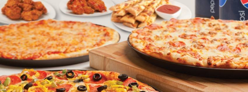 Gino's Pizza and Spaghetti House: 119 Main St, Poca, WV