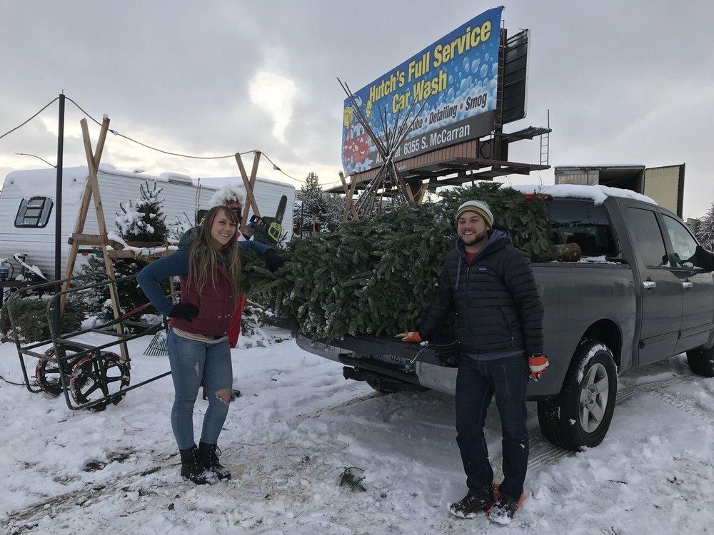 Reno Christmas Trees