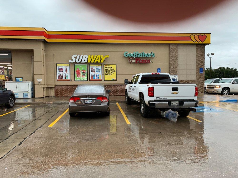Godfather's Pizza: 1600 W Loop 254, Ranger, TX