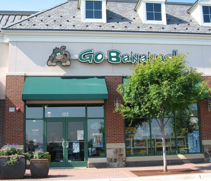 Go Bananas: 42395 Ryan Rd, Ashburn, VA