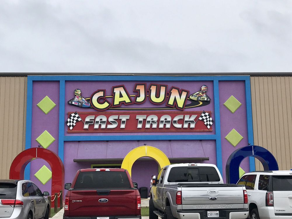 Cajun Fast Track: 1145 N Barn Rd, Breaux Bridge, LA