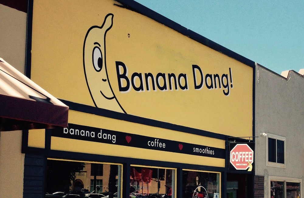 Banana Dang Coffee