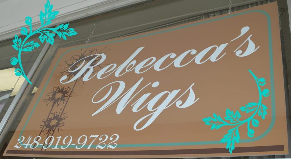 Rebecca's Wigs: 23348 Farmington Rd, Farmington, MI