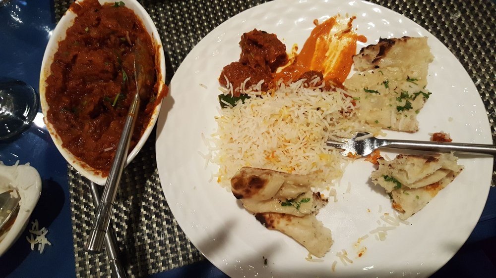 Indian Taverna: 44050 Ashburn Shopping Plz, Ashburn, VA