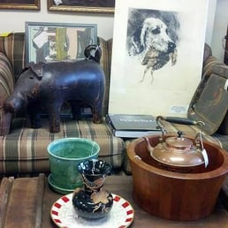 The Eternal Attic Antiques 2125 Ivy Rd