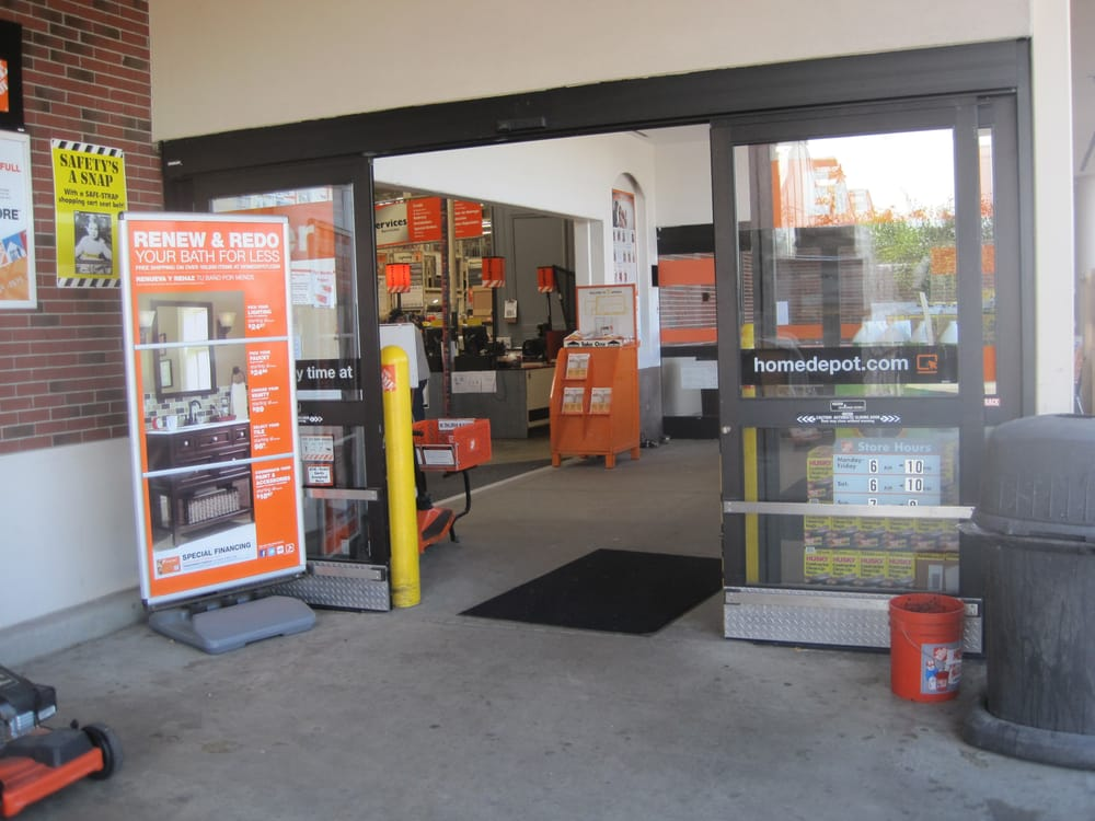 Arvada home depot