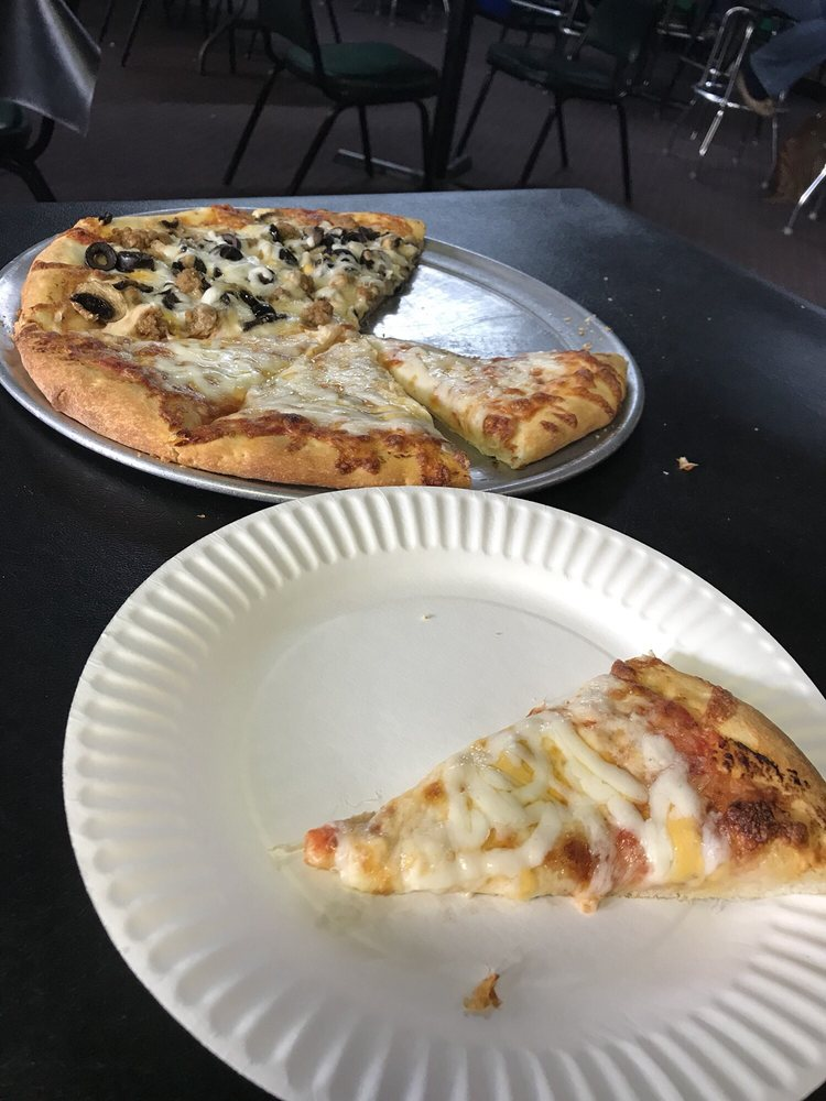 Pizza Station: 238 N Columbia Ave, Connell, WA
