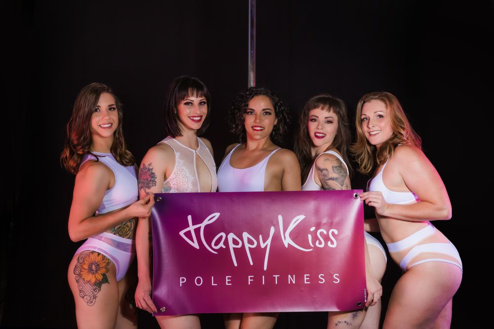 Happy Kiss Pole Fitness: 501 NW 23rd Ave, Gainesville, FL